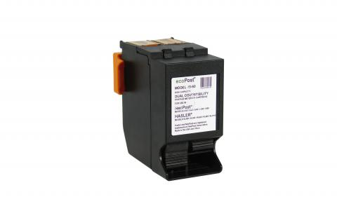 ecoPost Non-OEM New NeoPost, Hasler IJINK3456H/4105243U/WJ69INK/4124705S Postage Meter Red Ink Cartridge