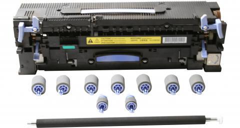 Depot International Remanufactured HP 9000 Maintenance Kit w/OEM Parts