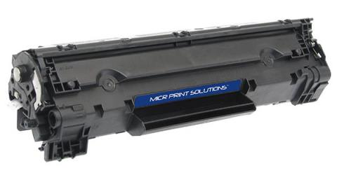 MICR Print Solutions New Replacement MICR Toner Cartridge for HP CE278A