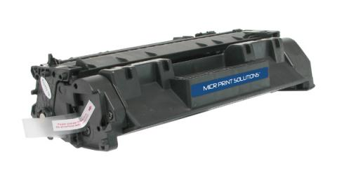 MICR Print Solutions New Replacement High Yield MICR Toner Cartridge for HP CE505X
