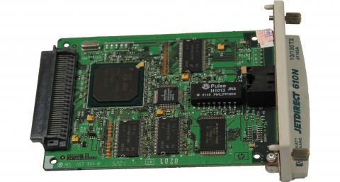 Depot International Remanufactured HP 610N Refurbished JetDirect Card