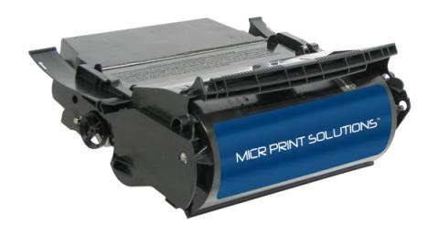 MICR Print Solutions New Replacement MICR Toner Cartridge for Lexmark Optra T 69