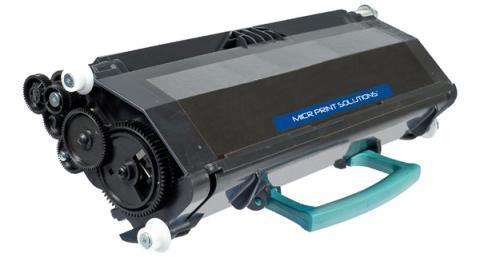 MICR Print Solutions New Replacement MICR Toner Cartridge for Lexmark E260/E360/E460/E462