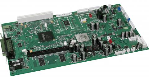 Depot International Remanufactured Lexmark T640 System Board Assembly, Network