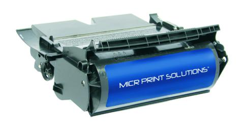 MICR Print Solutions New Replacement MICR Toner Cartridge for Lexmark T520/T522