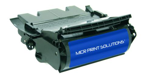 MICR Print Solutions New Replacement MICR Toner Cartridge for Lexmark T630/T632/T634