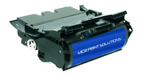 MICR Print Solutions New Replacement High Yield MICR Toner Cartridge for Lexmark T640/T642/T644