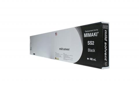 WF Non-OEM New Black Wide Format Inkjet Cartridge for Mimaki JV3 (SPC-0411K-2)