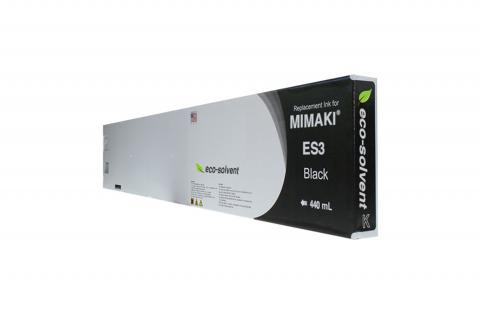 WF Non-OEM New Black Wide Format Inkjet Cartridge for Mimaki ES3 (SPC-0440K)