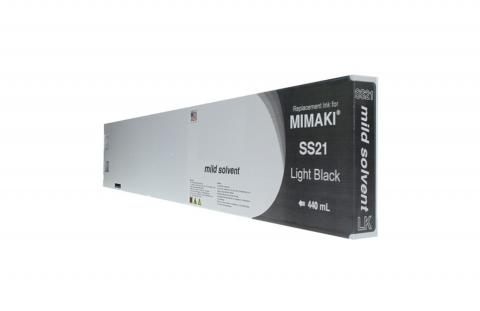 WF Non-OEM New Light Black Wide Format Inkjet Cartridge for Mimaki JV33 (SPC-501LBK)