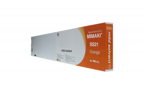 WF Non-OEM New Orange Wide Format Inkjet Cartridge for Mimaki JV33 (SPC-501O)