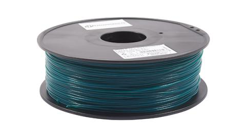 3D Filaments Non-OEM New PLA Filament, Green - 1kg/roll