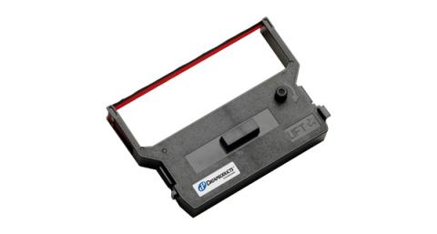 Dataproducts Non-OEM New Red/Black POS/Cash Register Ribbon for Citizen IR61RB (EA)