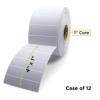 Clover Imaging Non-OEM New Direct Thermal Label Roll 1.0