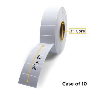 Clover Imaging Non-OEM New Thermal Transfer Label Roll 3.0