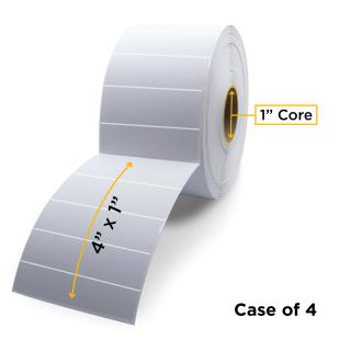 Clover Imaging Non-OEM New Thermal Transfer Label Roll 1.0