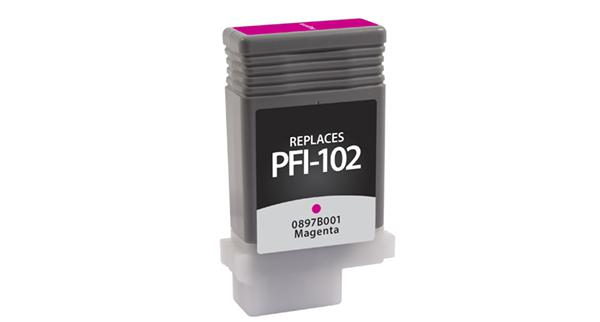 Canon - 0897B001, PFI-102M, 0894B013