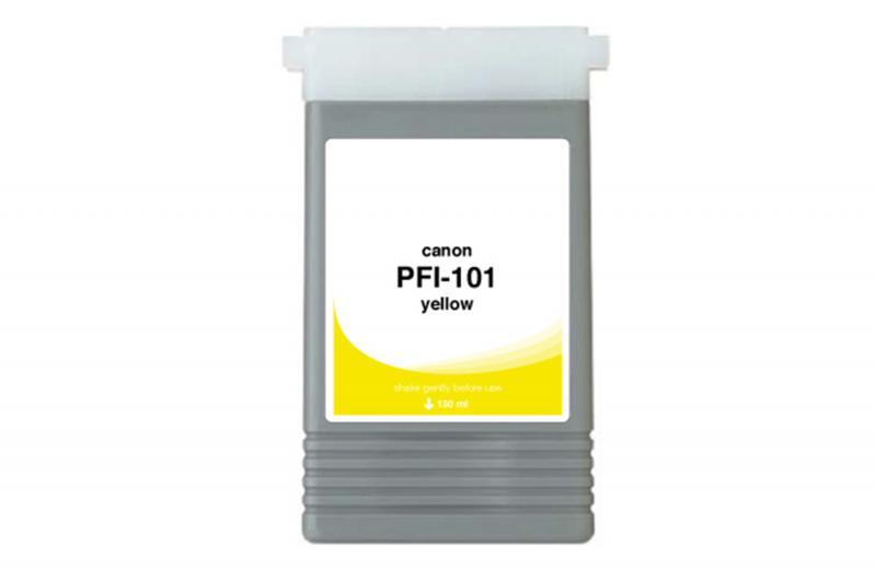 Canon - PFI-101, PFI-101Y