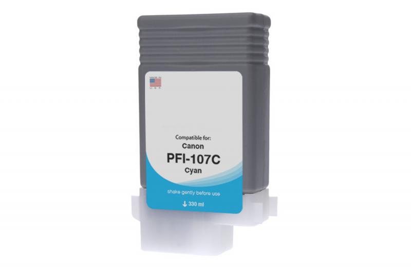 Canon - PFI-107, PFI-107C