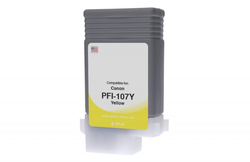Canon - PFI-107, PFI-107Y