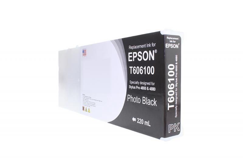 Epson - T606, T606100