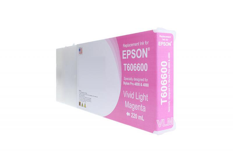 Epson - T606, T606600