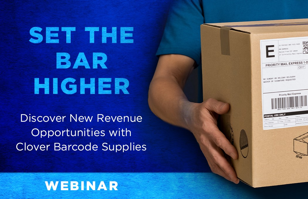 Webinar: Barcode Imaging Supplies