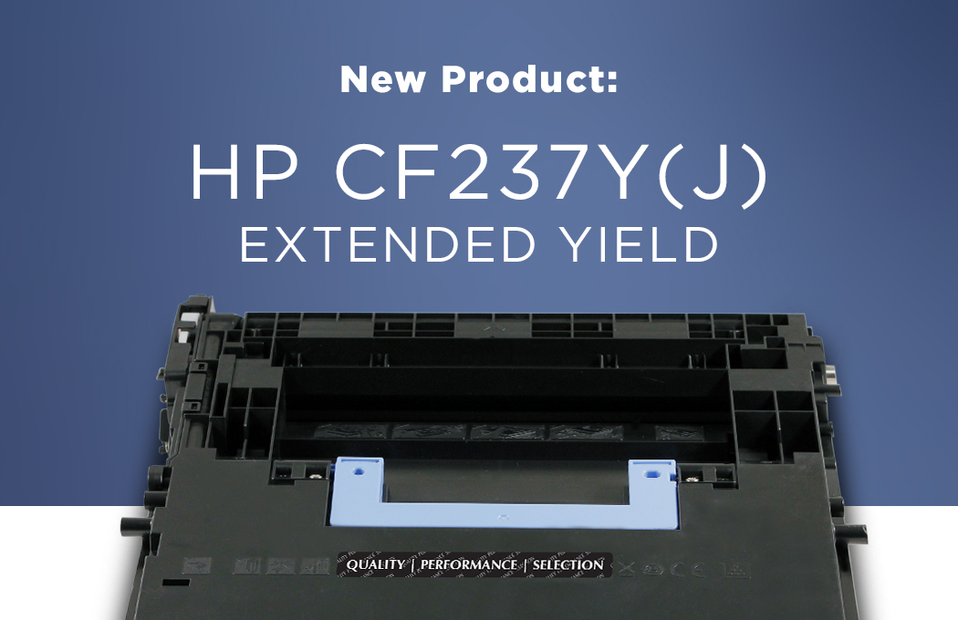 New Product! CF237Y(J)