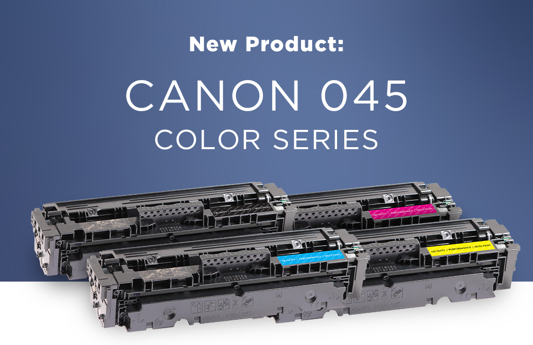 Available Now!! Canon 045