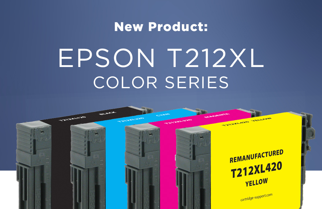 New Product: Epson T212XL!