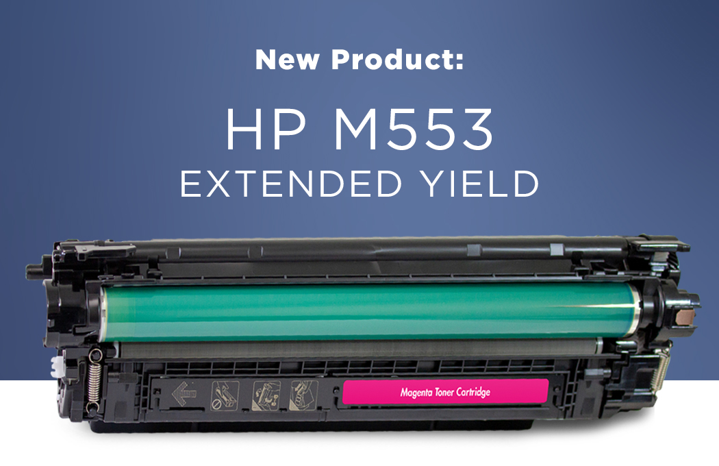 Newest Product: HP M533