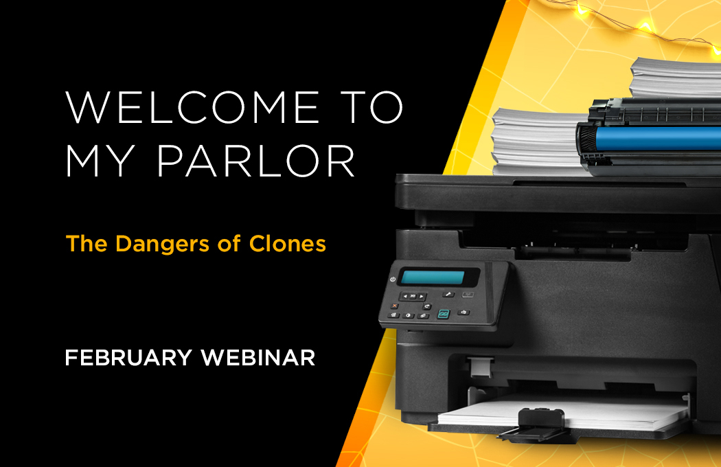 The Dangers of Clones Webinar