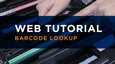 Barcode Lookup | Clover Imaging Group USA